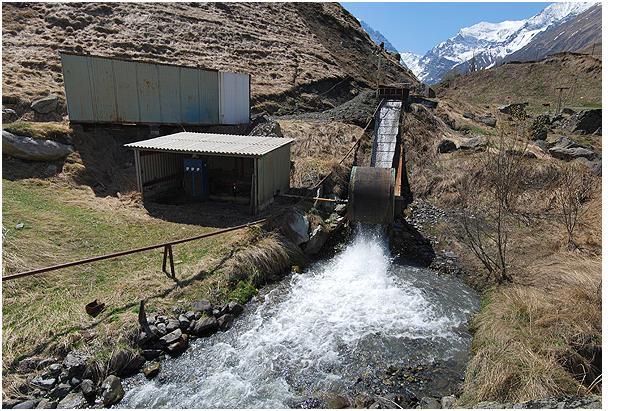 Мини гидроэлектростанции 300 киловатт своими руками видео